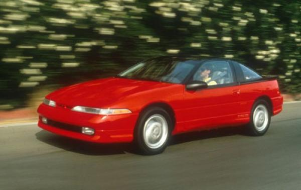 1990 Eagle Talon #1