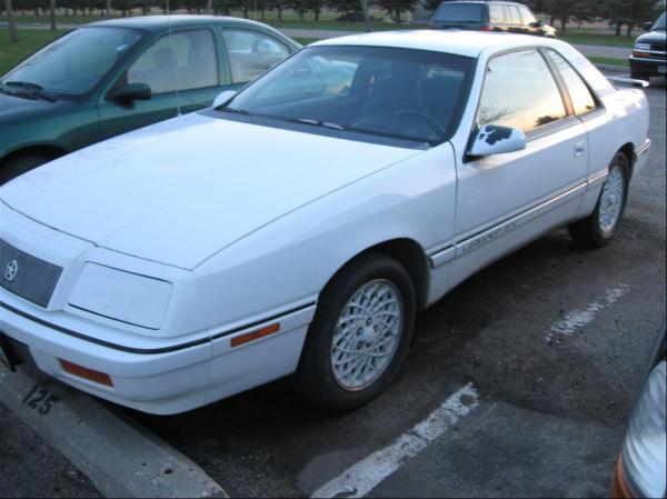 1992 Chrysler Le Baron