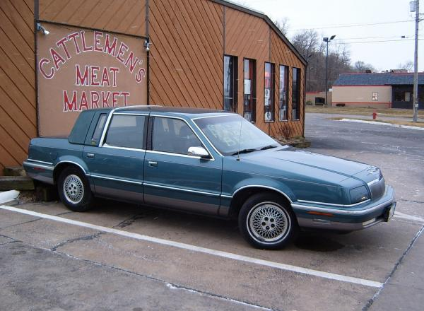 1992 Chrysler New Yorker #1