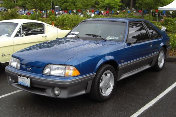 1992 Ford Mustang #1