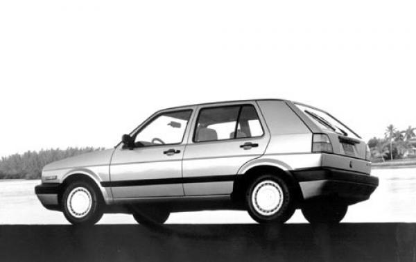 1991 Volkswagen Golf #1