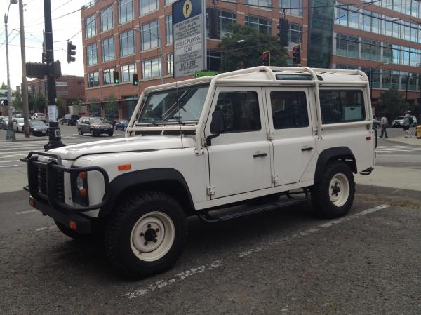 1993 Land Rover Defender #1