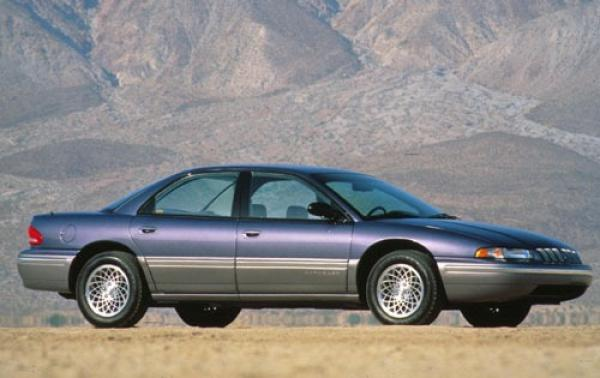 1996 Chrysler Concorde #1