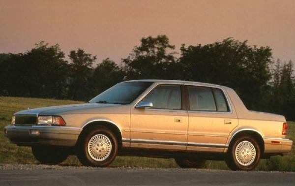 1993 Chrysler Le Baron #1