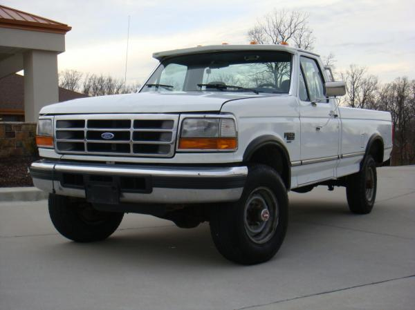 1994 Ford F-250 #1
