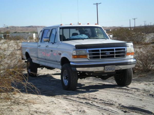 1994 Ford F-350 #1