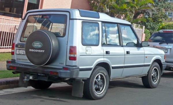 1994 Land Rover Discovery