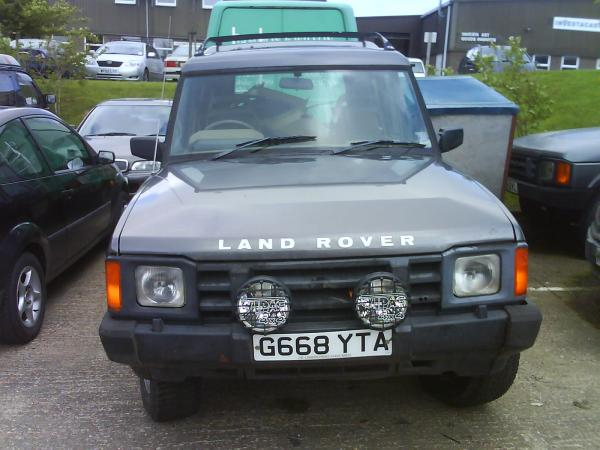 1994 Land Rover Discovery #1
