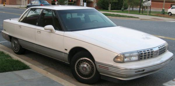 1994 Oldsmobile Ninety-Eight