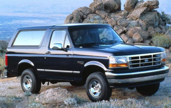 1994 Ford Bronco #1