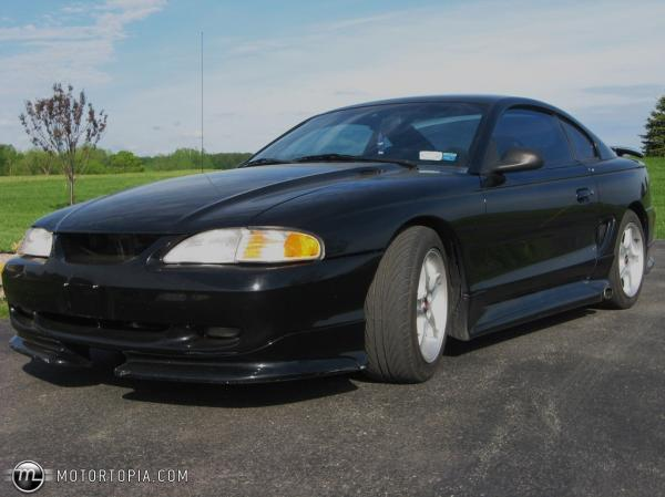 1995 Ford Mustang #1