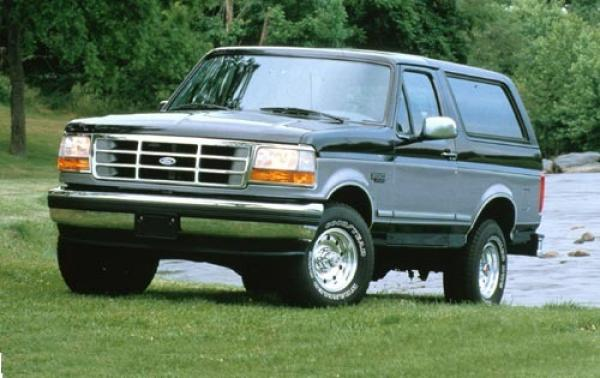 1995 Ford Bronco #1