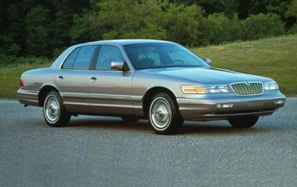 1995 Mercury Grand Marquis #1