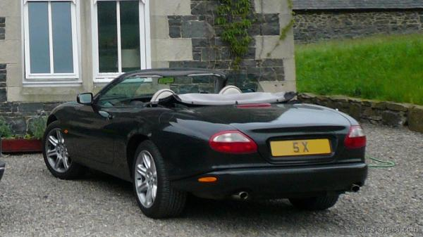 1997 Jaguar XK-Series #1