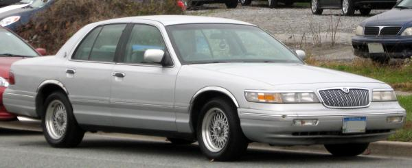 1997 Mercury Grand Marquis #1