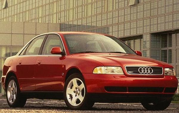 1997 audi a4 information and photos zombiedrive. Black Bedroom Furniture Sets. Home Design Ideas