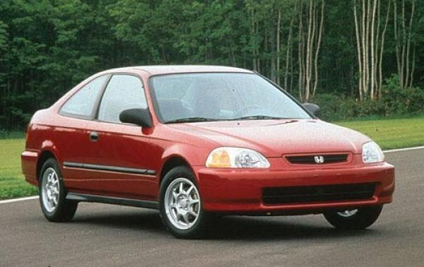 1998 Honda Civic #1