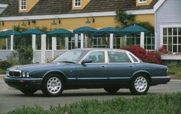 1999 Jaguar XJ-Series #1