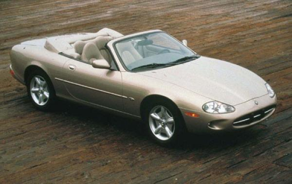 1999 Jaguar XK-Series #1
