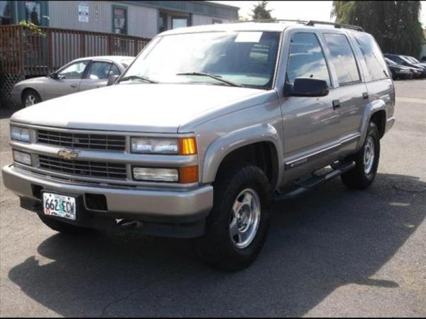 2000 Chevrolet Tahoe Limited/Z71 #1