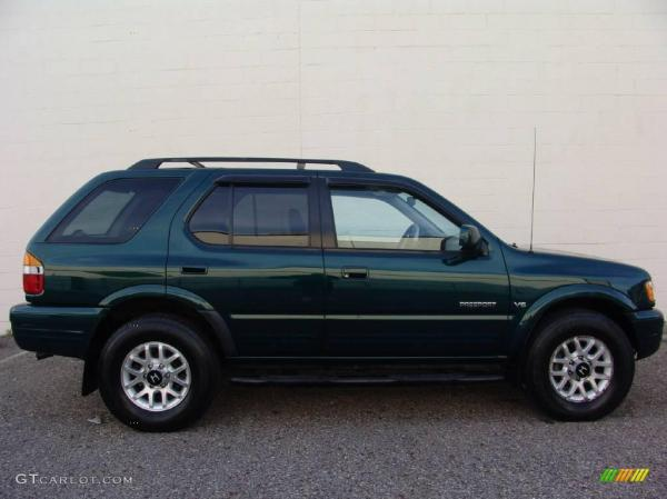 2000 Honda Passport