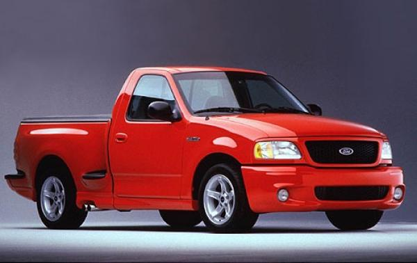 2000 Ford F-150 SVT Lightning #1