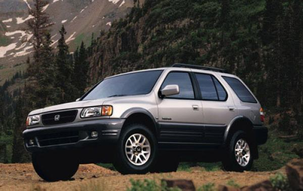 2000 Honda Passport #1