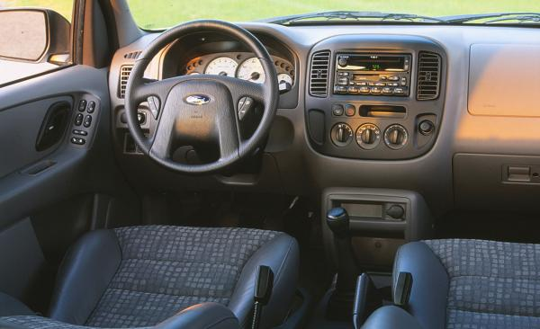 2001 Ford Escape #1
