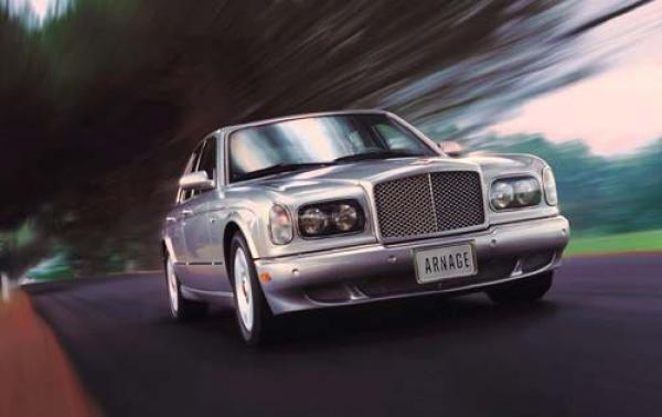 2002 Bentley Arnage #1