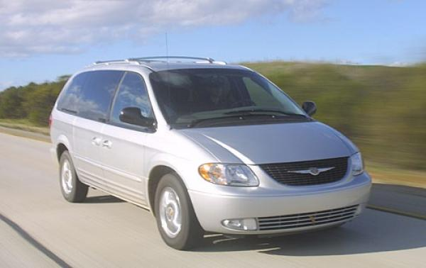 2003 Chrysler Town and Country #1