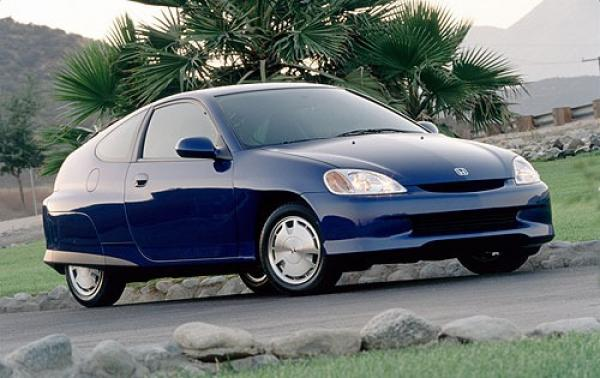 2001 Honda Insight #1