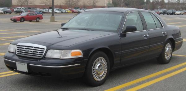 2002 Ford Crown Victoria #1