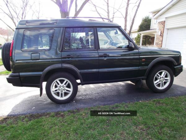 2003 Land Rover Discovery #1