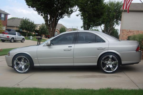 2003 Lincoln LS #1