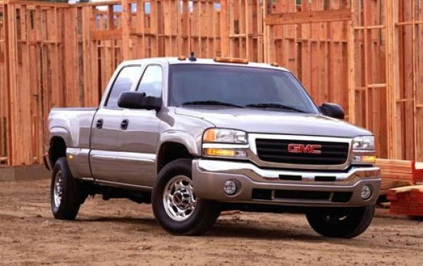 2006 GMC Sierra 1500HD #1