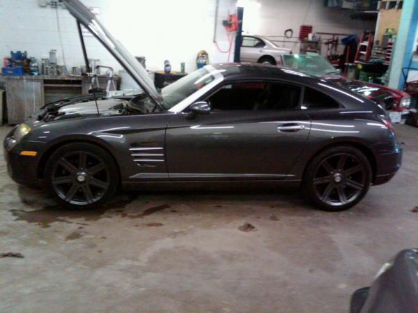 2004 Chrysler Crossfire #1