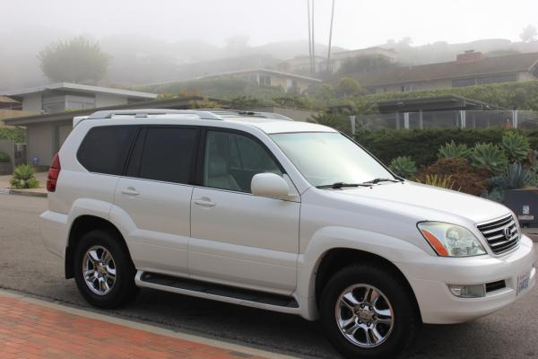 2004 lexus gx 470 information and photos zombiedrive. Black Bedroom Furniture Sets. Home Design Ideas
