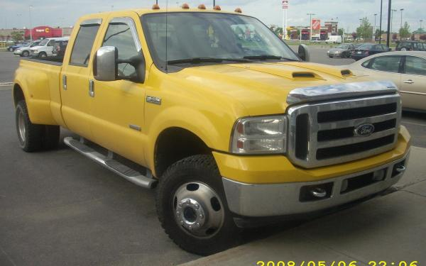 2005 Ford F-350 Super Duty #1
