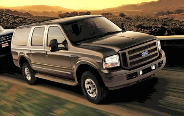 2005 Ford Excursion #1