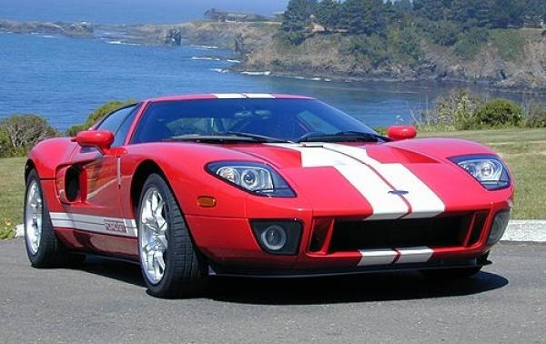 2005 Ford GT #1