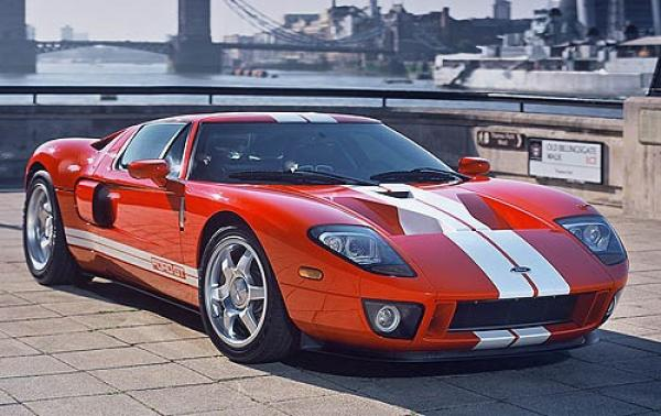 2006 Ford GT #1