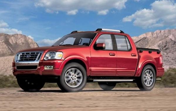 2007 Ford Explorer Sport Trac #1