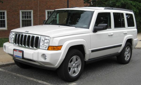 2008 Jeep Commander #1