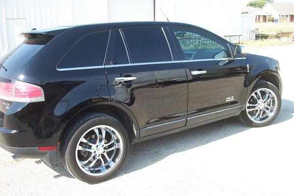 2008 Lincoln MKX #1
