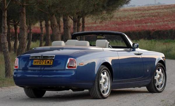 2008 Rolls-Royce Phantom Drophead Coupe #1