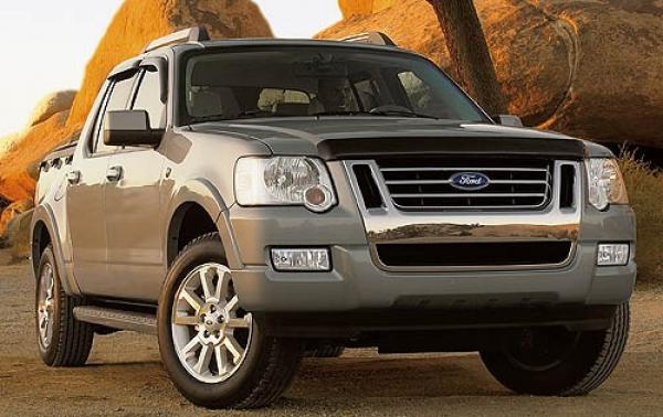 2009 Ford Explorer Sport Trac #1