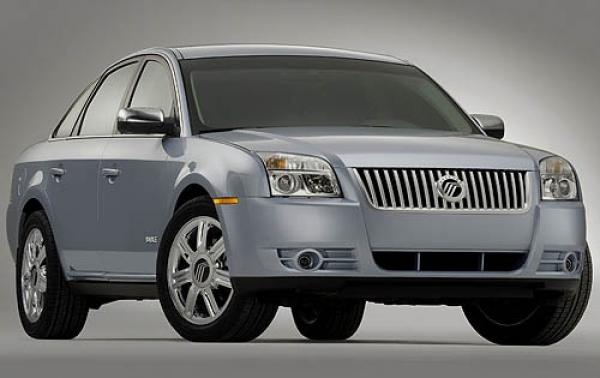 2008 Mercury Sable #1