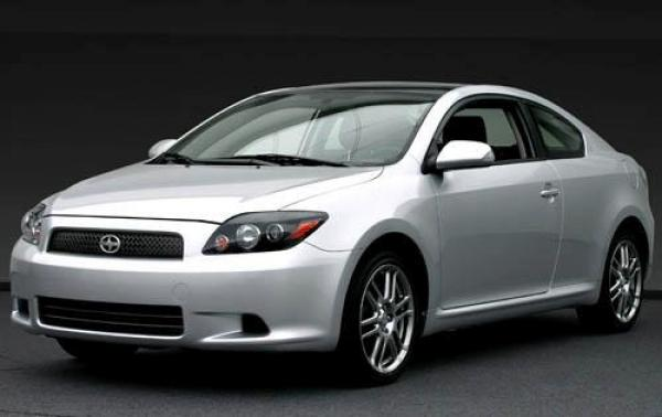 2008 Scion tC #1