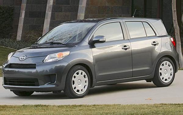 2008 Scion xD #1