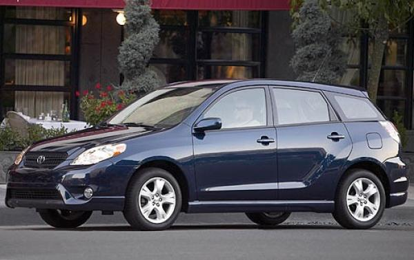 2008 Toyota Matrix #1